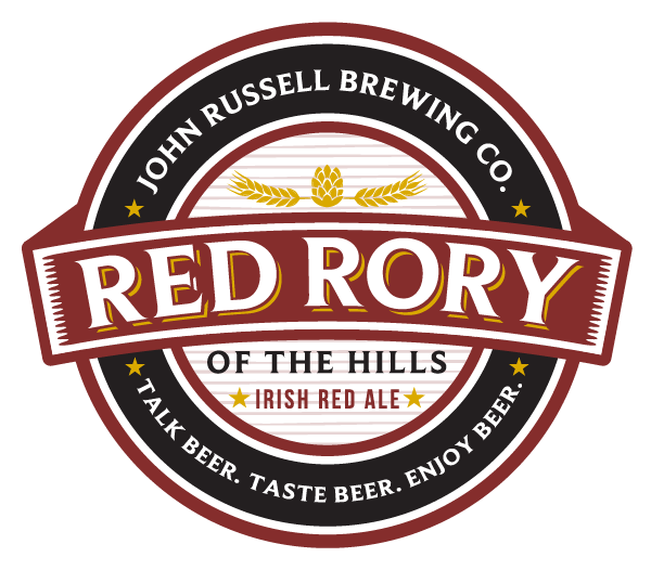 John Russell Brewing Co Label redrory v2