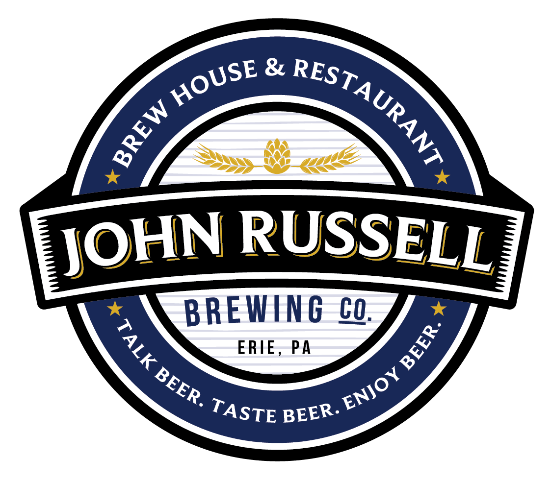 john russell brewing company brew house final logo